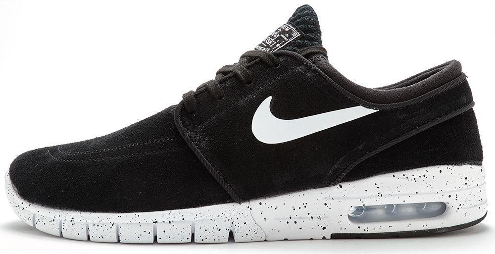 Nike Sb Stefan Janoski Max Black Ebay