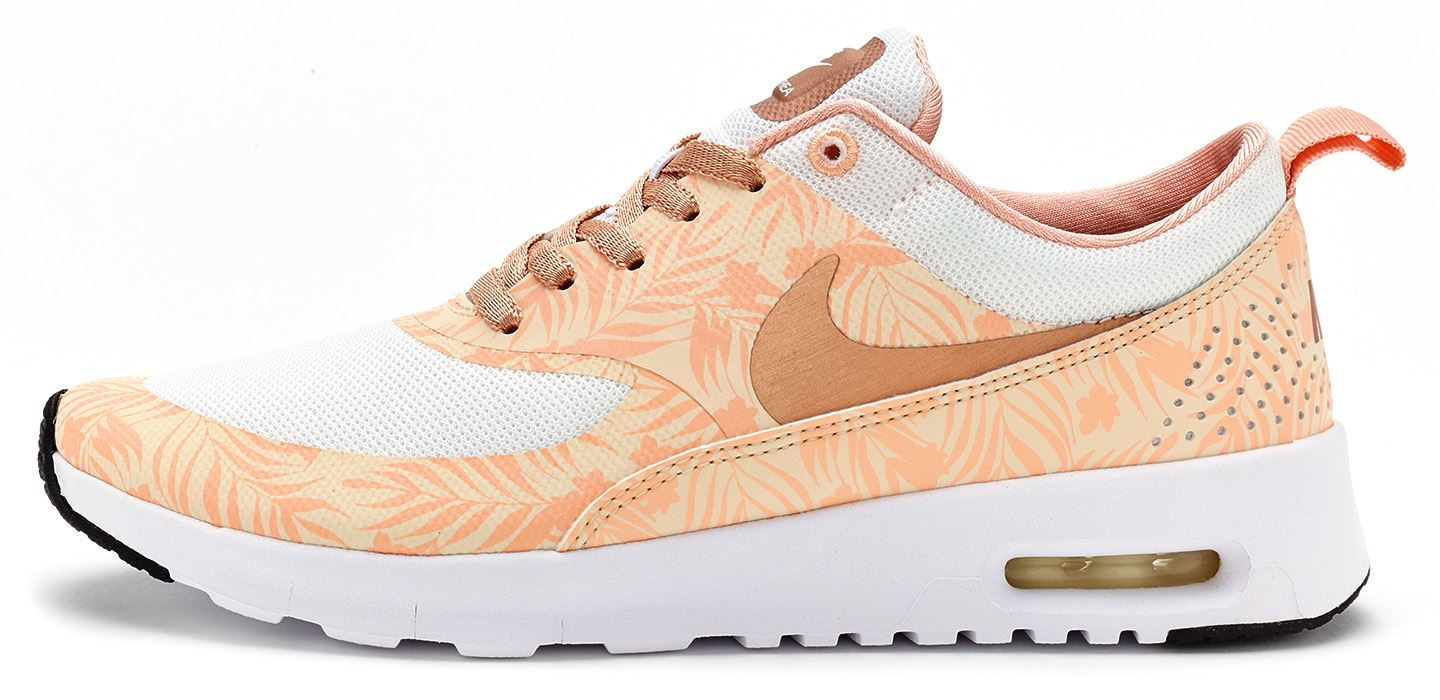nike air max thea gs print trainers in all sizes ebay. Black Bedroom Furniture Sets. Home Design Ideas