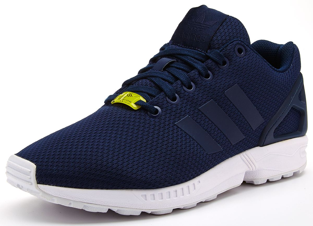 adidas zx flux navy blue