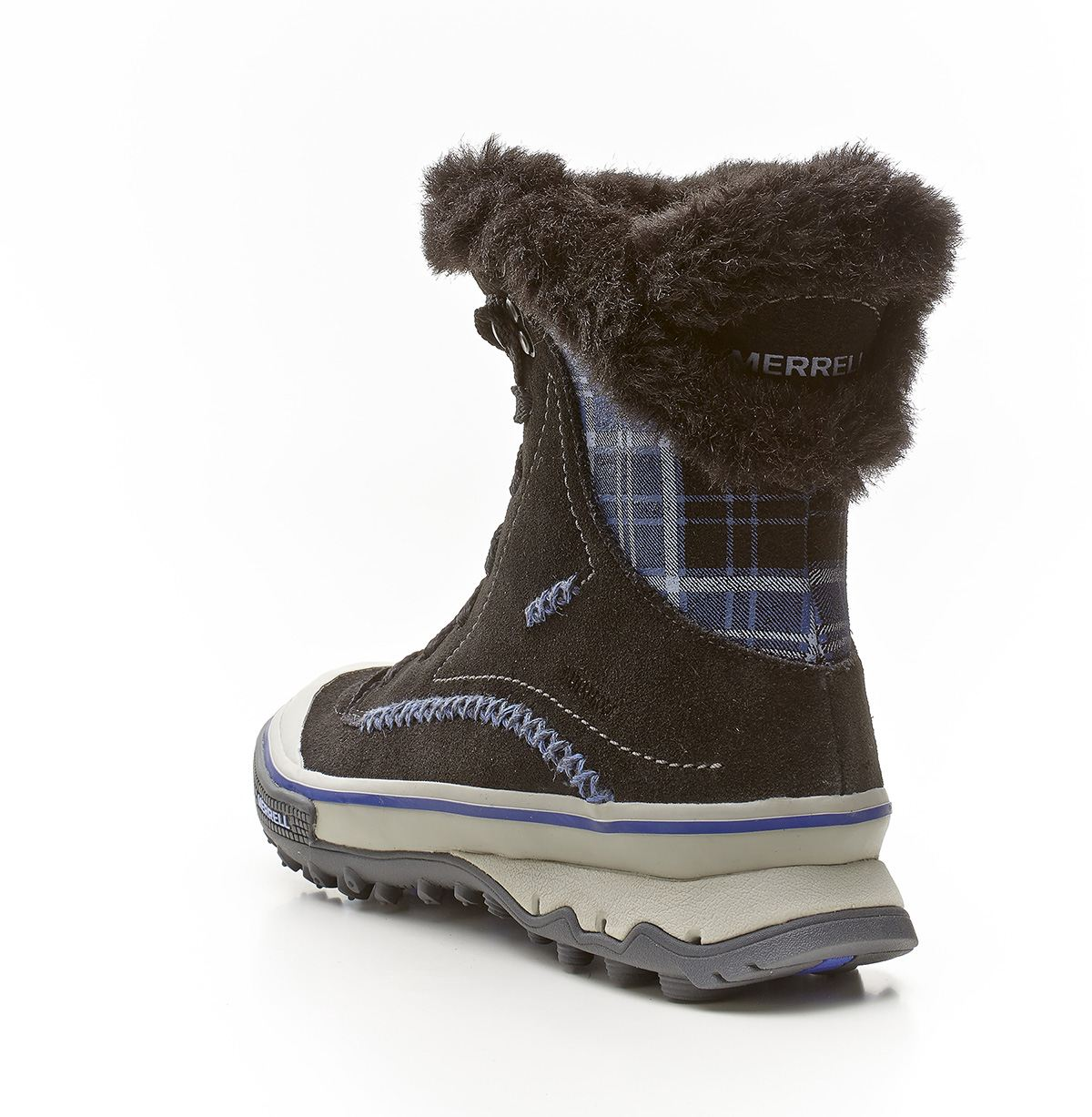 Merrell Pixie Lace Snow Boots - Waterproof Insulated (for Women ...