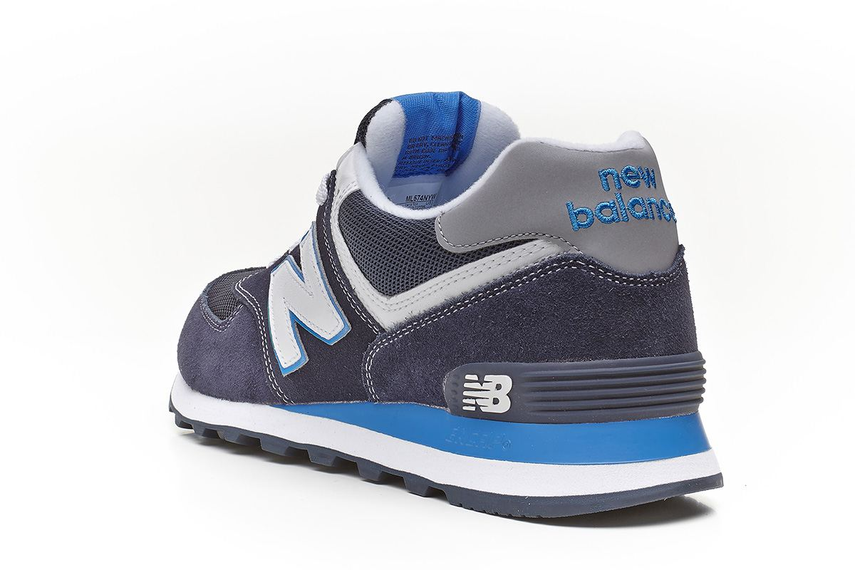 mens new balance 574 trainers warehouse