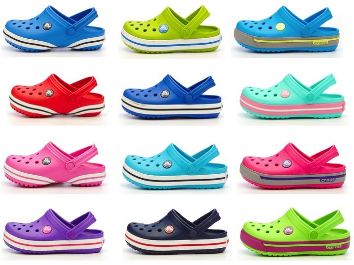 a198e77417751e Crocs Kids Crocband II.5 X clogs sandals beach shoes