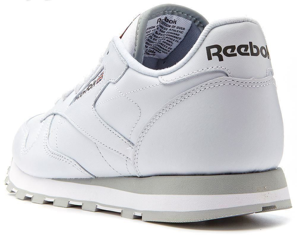 reebok classic leder retro sportschuhe wei 2214 ebay. Black Bedroom Furniture Sets. Home Design Ideas