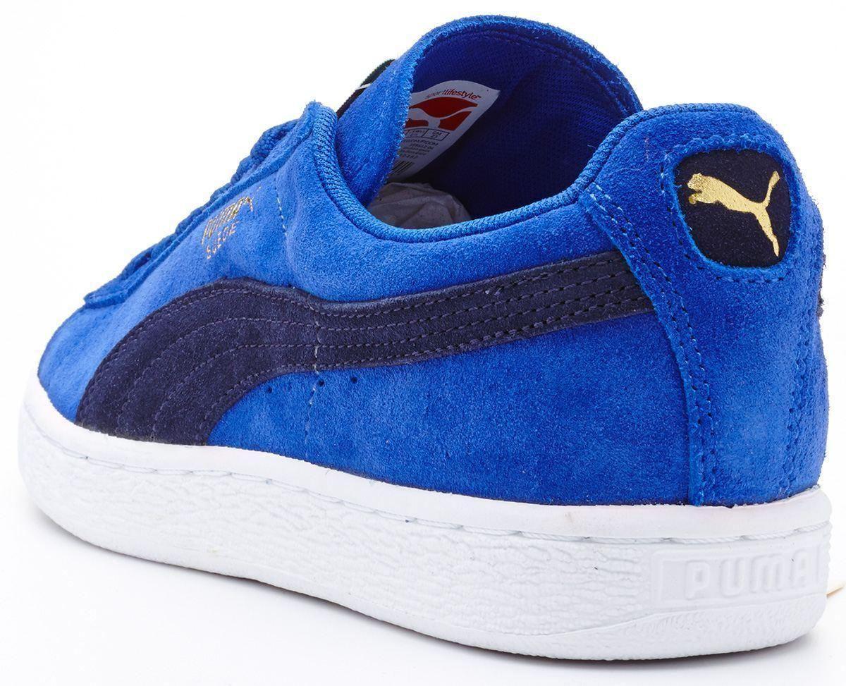 Puma Suede Classic Azul