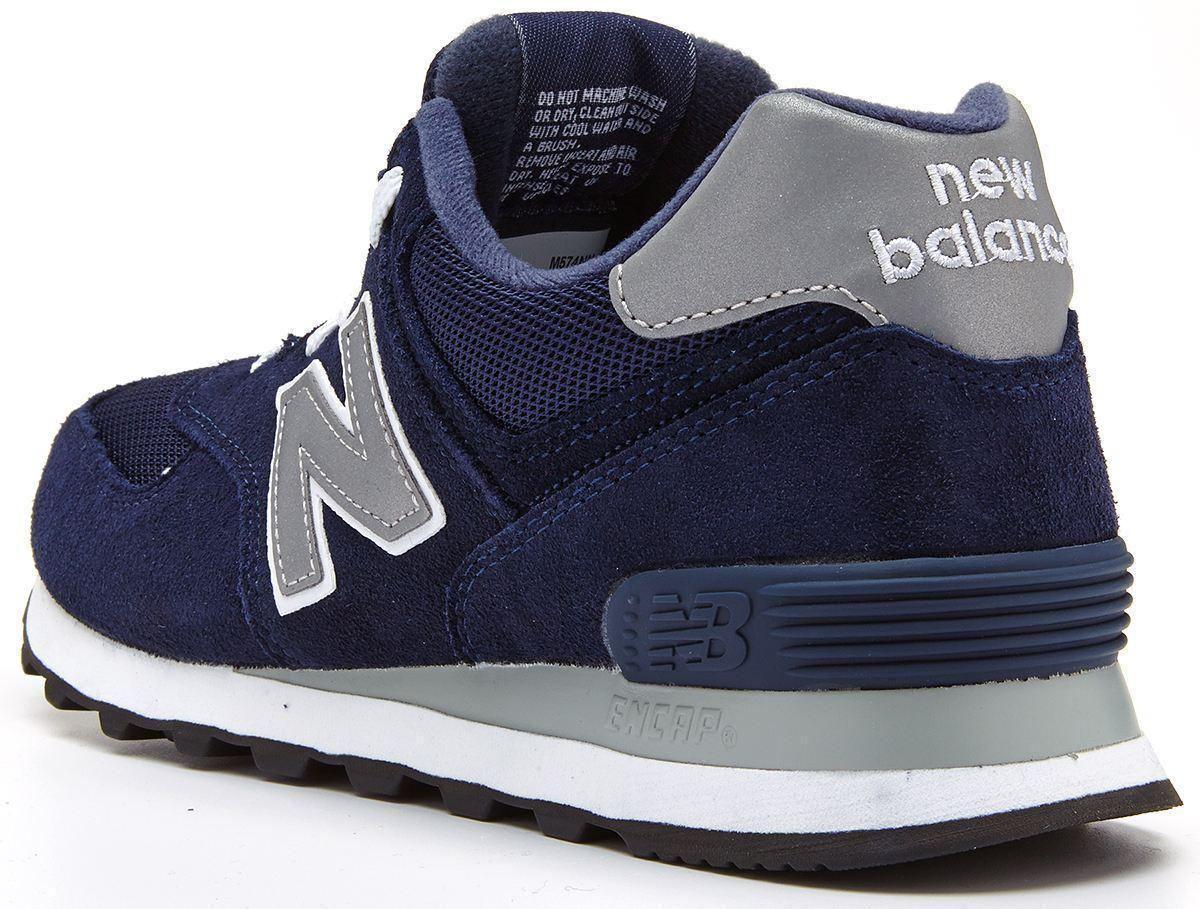 New Balance 574 Navy Blue