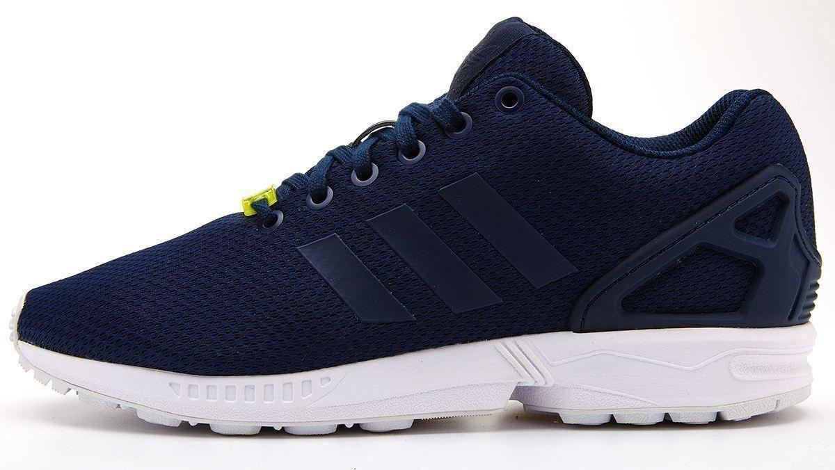 Adidas Zx Flux Trainers Blue