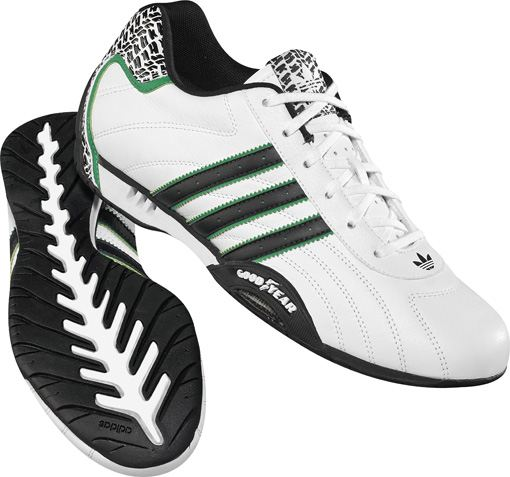 adidas originals goodyear adi racer low trainers white green g44712 ebay. Black Bedroom Furniture Sets. Home Design Ideas