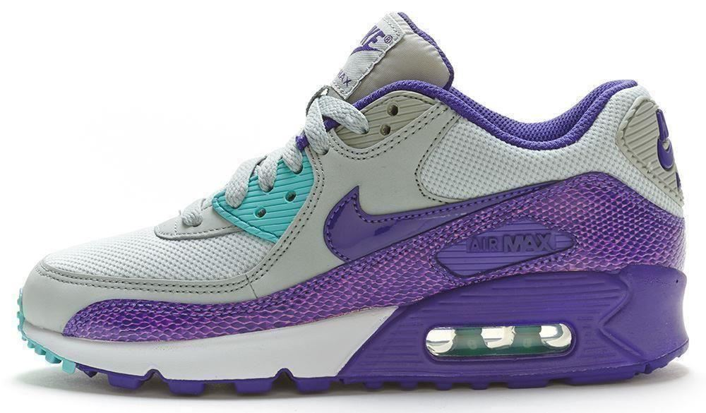 bezot Women Nike Air Max 90 Essential Premium Lunar Leather Suede