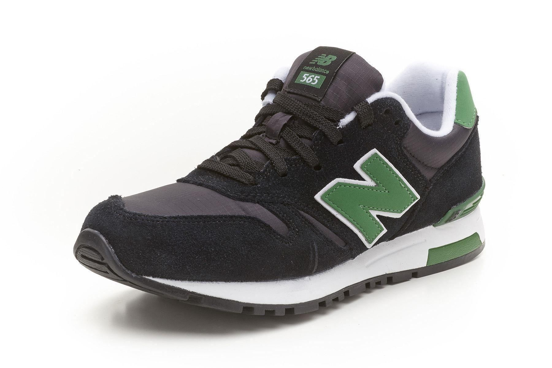ml565 new balance Black