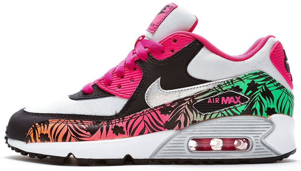 Hot pink air max deals on 1001 Blocks