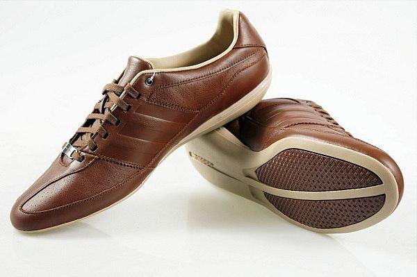 official photos 3f685 b0ef5 adidas porsche design iii brown