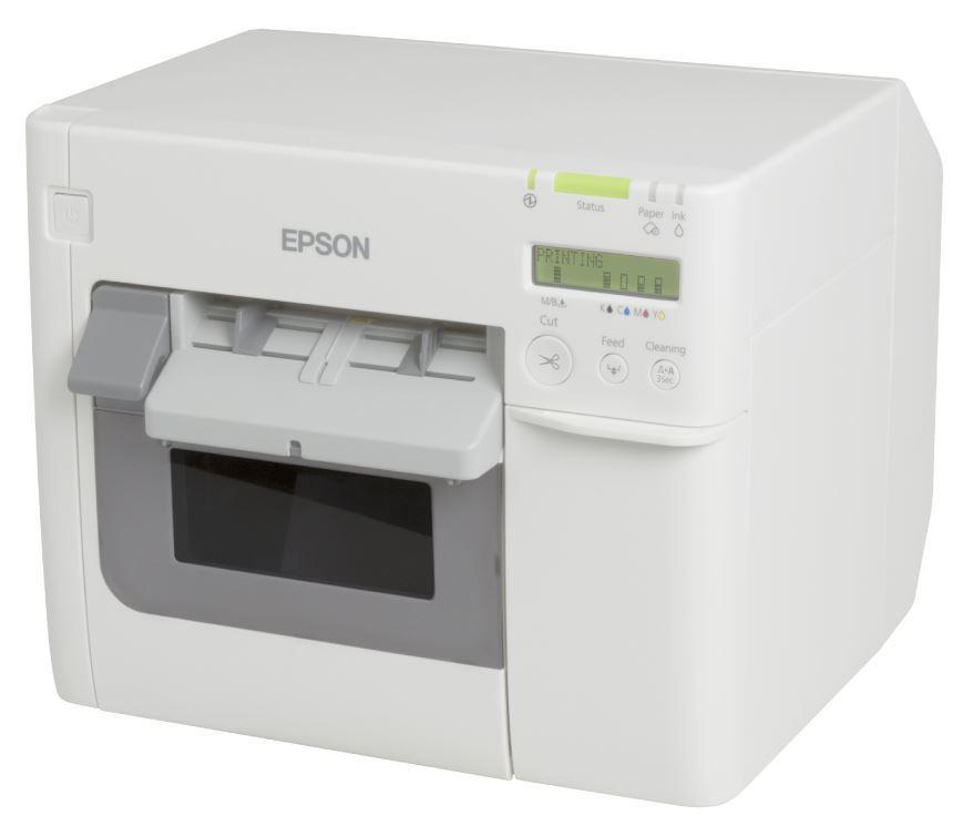 Epson tm c3500