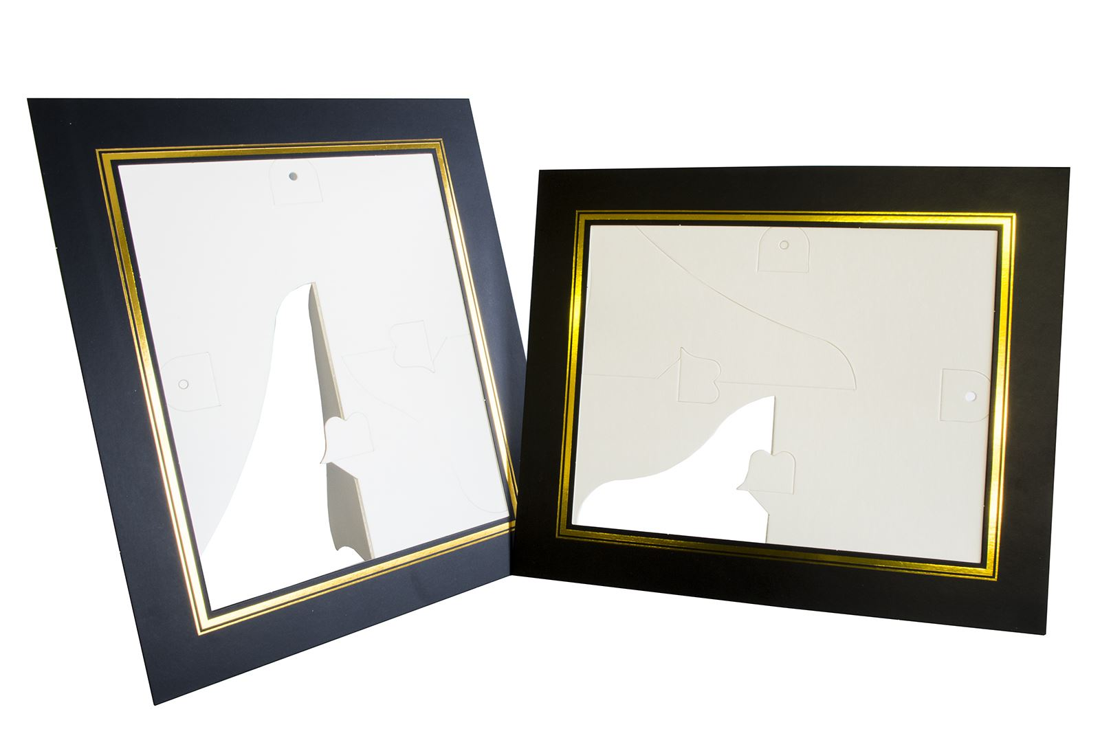 8 pack jsp photo strut mount photo frame picture holder for Photo clip wall frame