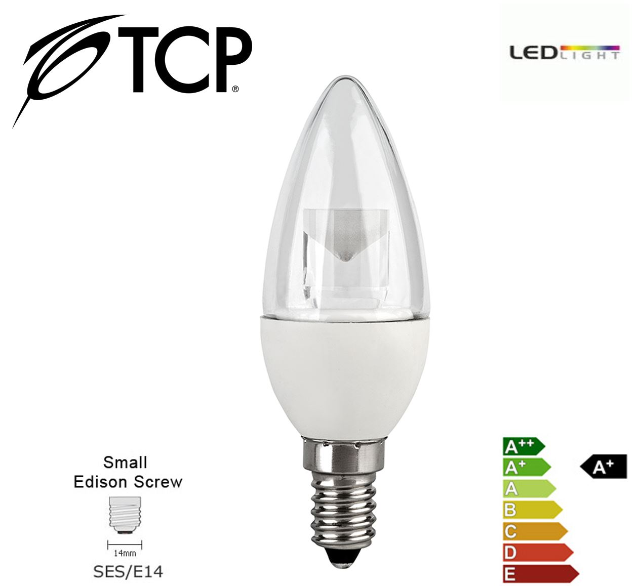 tcp 5w 10w gu10 b22 e27 e14 led light bulbs gls cool white warm white new ebay. Black Bedroom Furniture Sets. Home Design Ideas