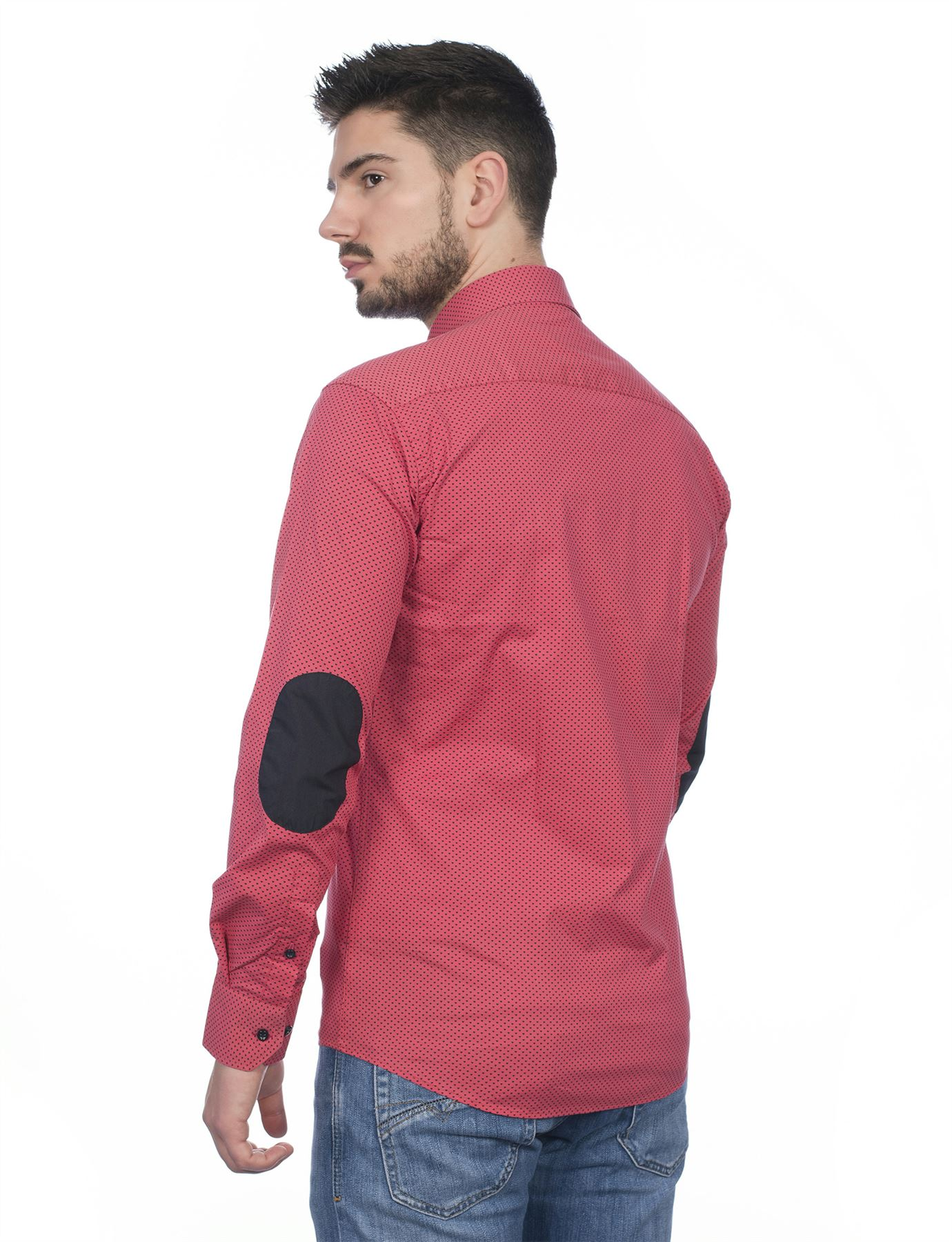 Shirts With Elbow Patches Womens