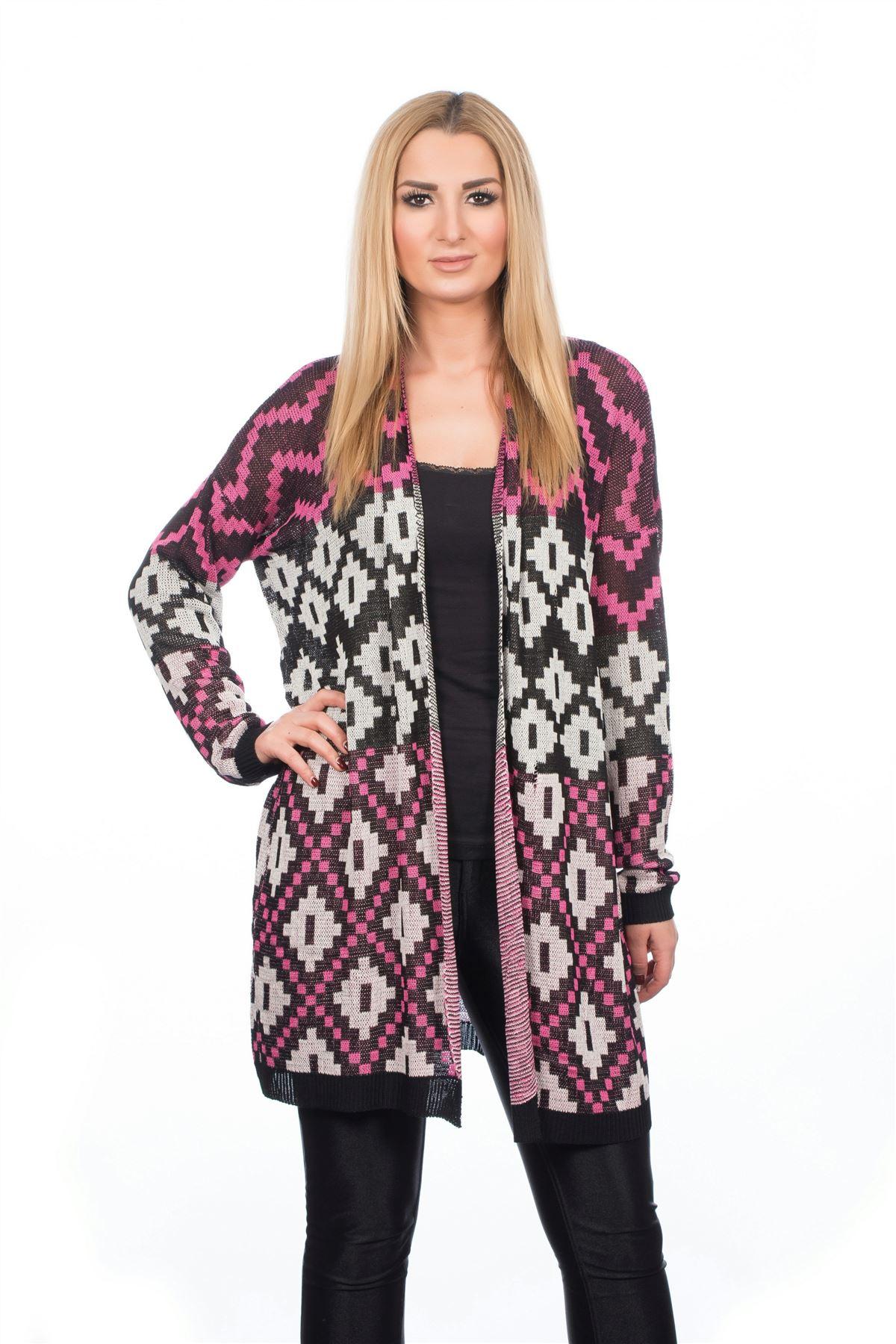 Long Cardigan Sweater Coat