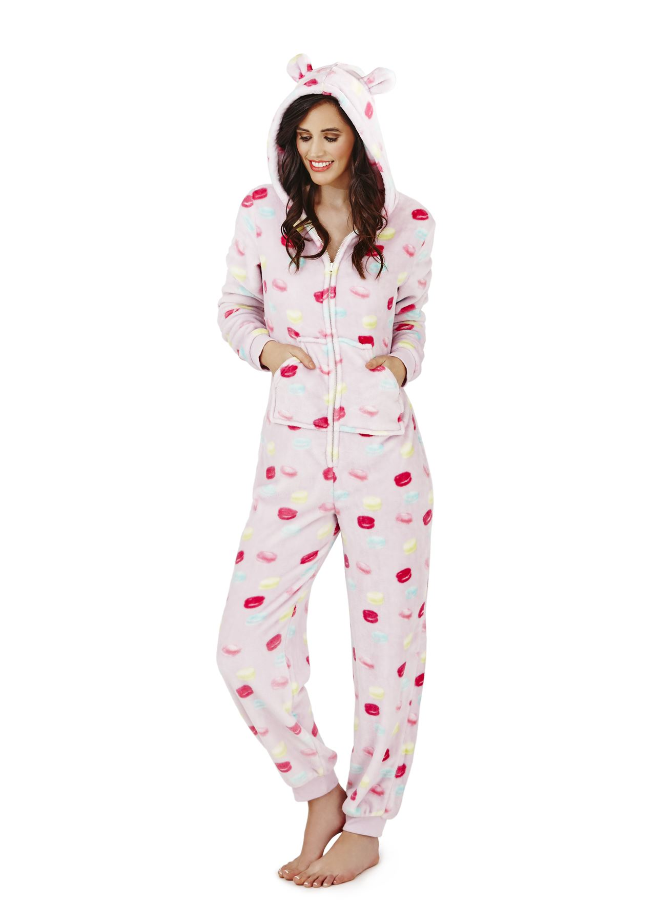 Our adult onesie pajamas are cheeky with good humor prints and great colors. These funny, one-piece pajamas for adults are complete with funny phrases and a .