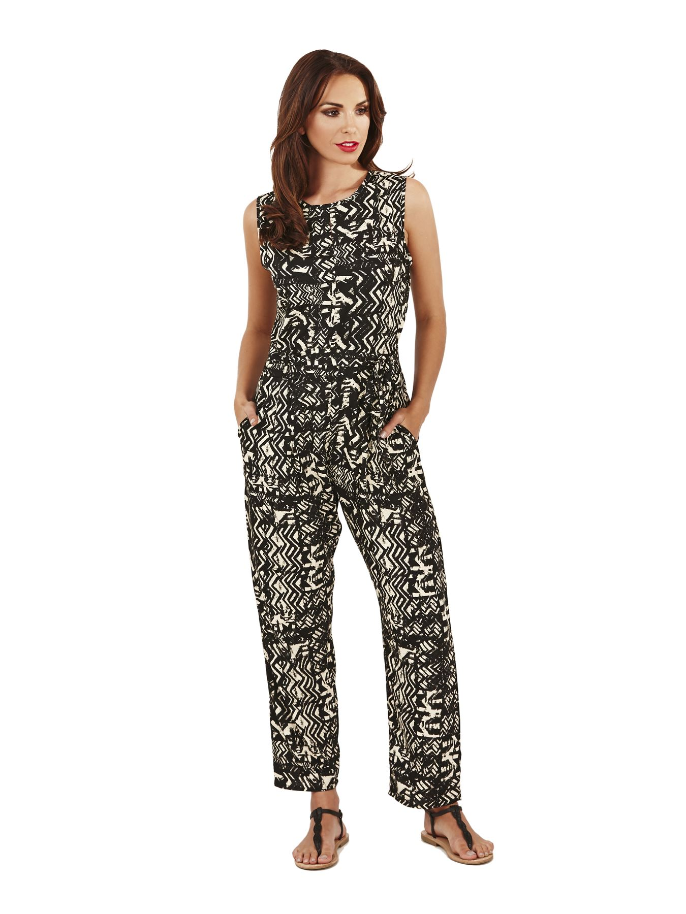 a2c75a2709c Summer Womens Celeb Inspired Sexy Playsuit Ladies Long Jumpsuit All In One