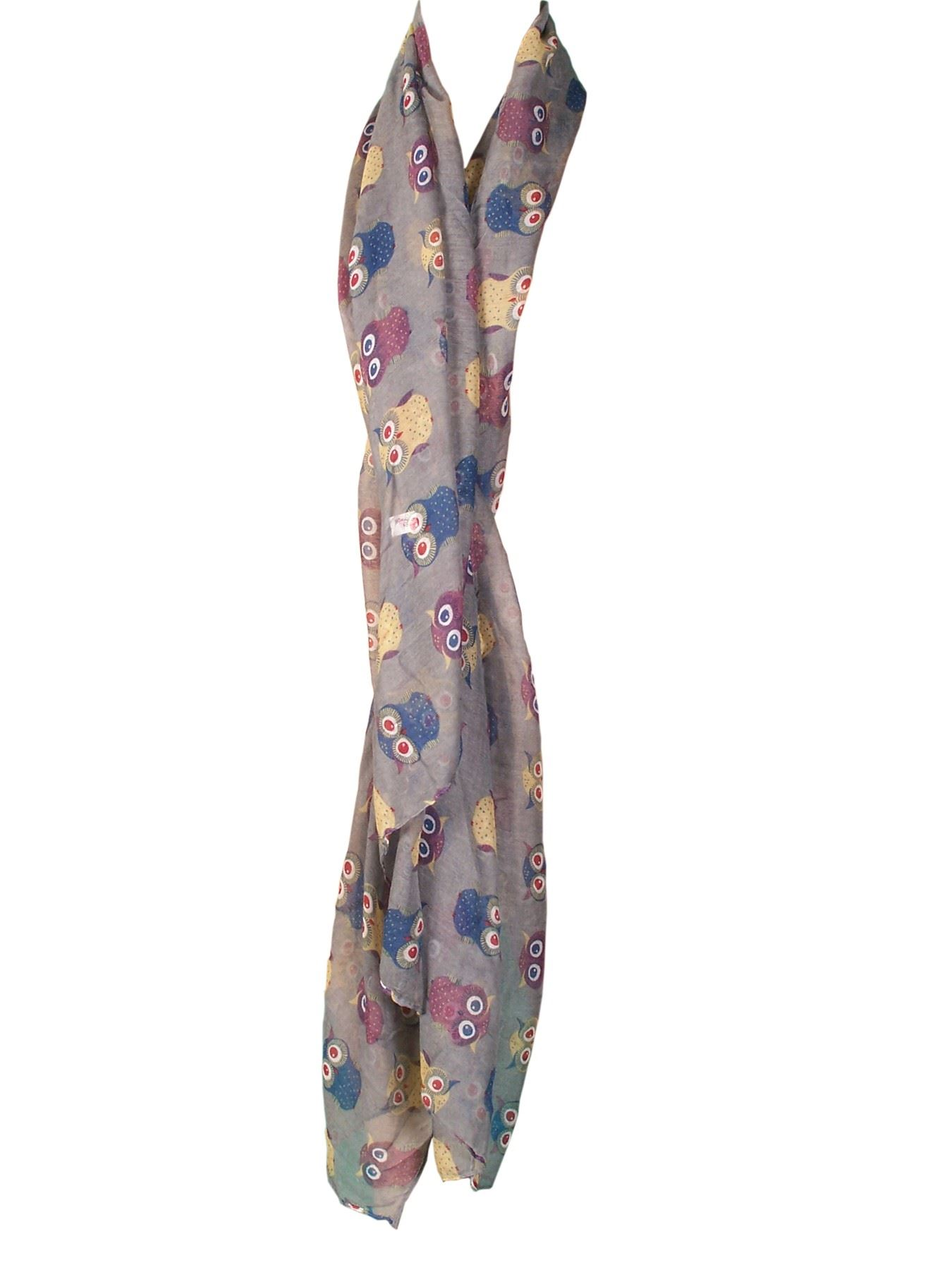 new printed scarf neck shawl large scarf