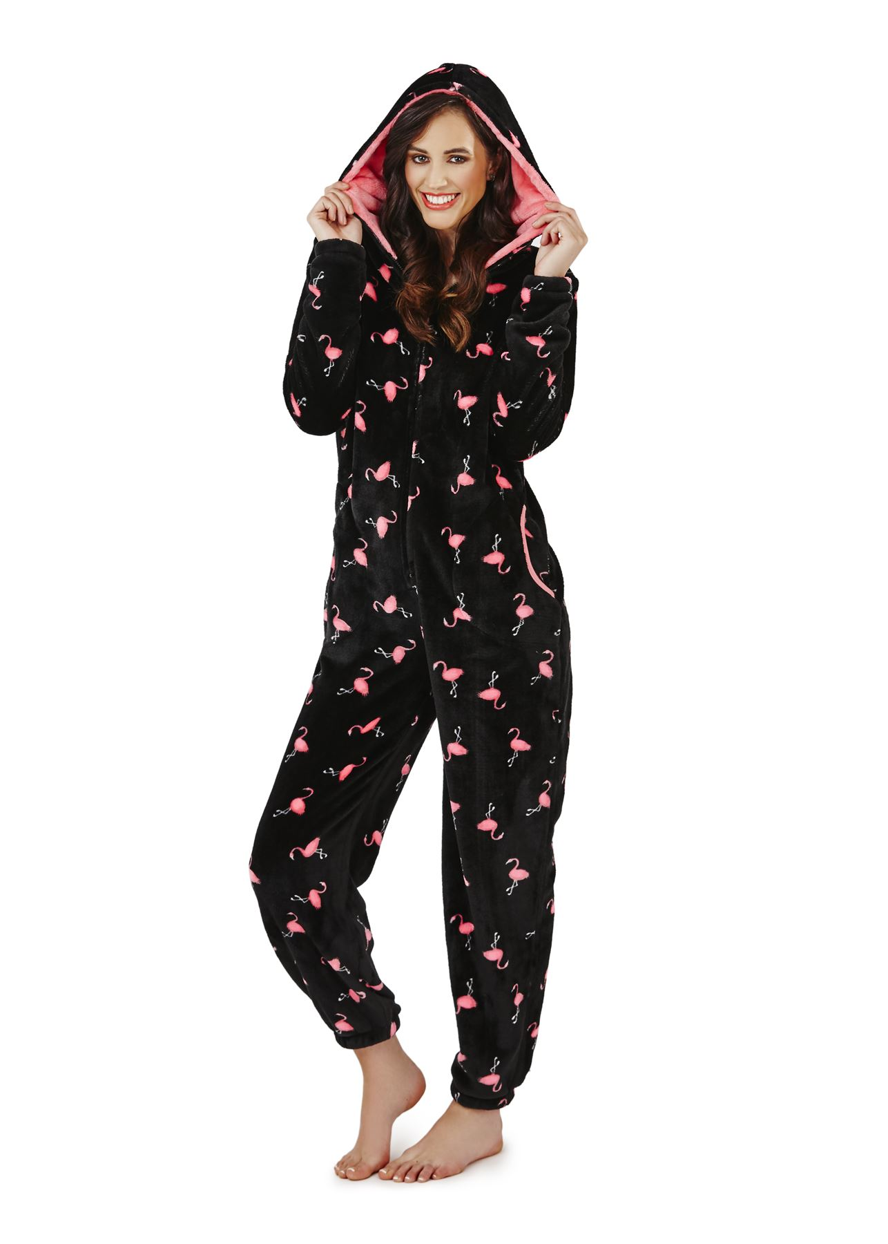 Jumpsuits and onesies made by the experts in loungewear with a focus on unisex styles. Our onesies feature bold colors, prints, and patches. Whether you're seeking a cozy jumpsuit or a unique style, we always pioneer comfort and push the boundaries.