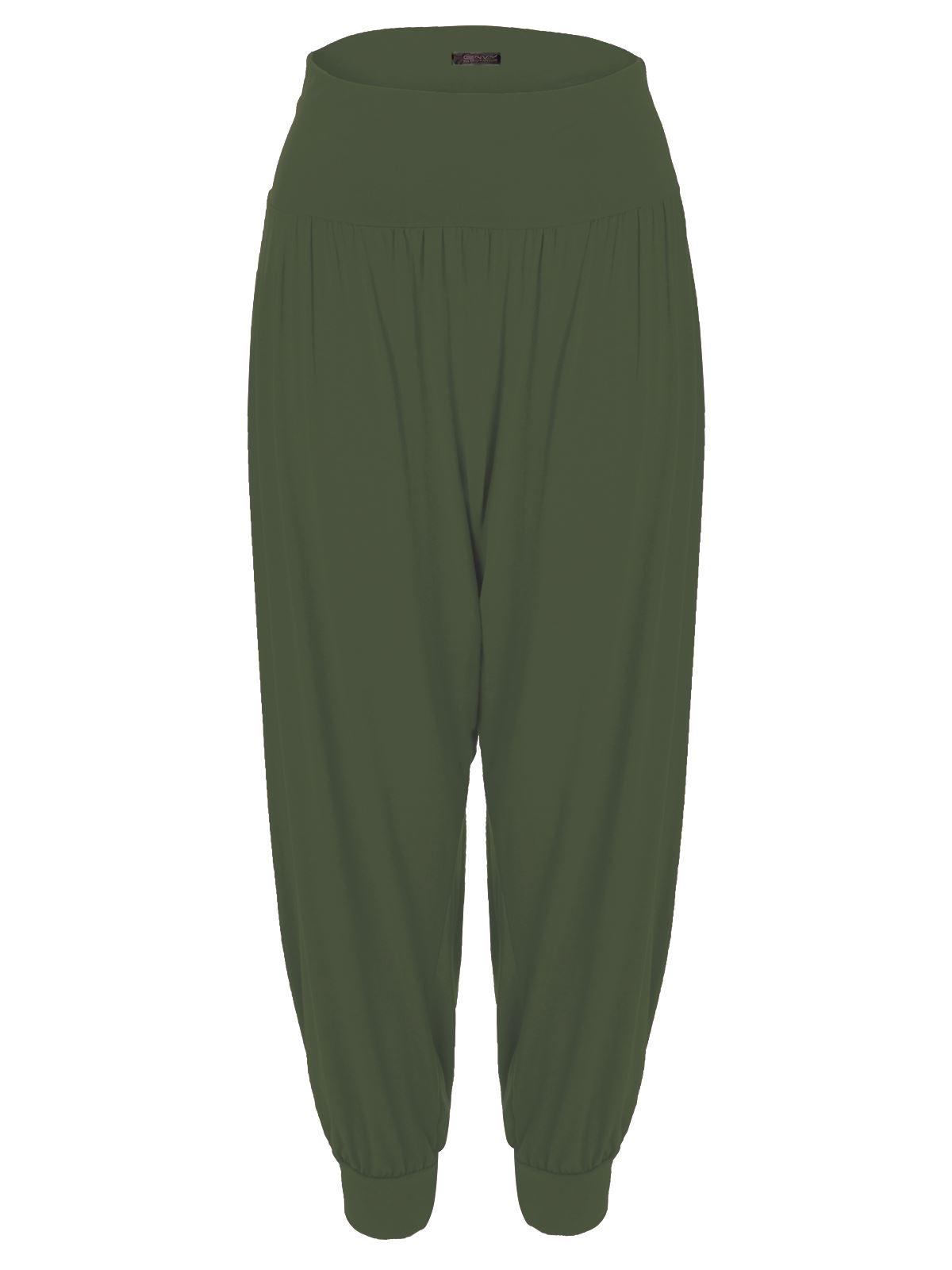 Yoga pants women, harem pants women, baggy pants, yogapants short, yoga pants plus size, gift for women, trendy plus size, baggy sweatpants OnniPalermo 5 .