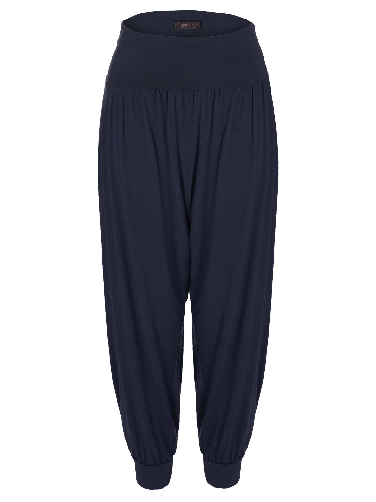 Awesome Ladies Summer Chiffon Long Pants Casual Loose Harem Pants Pencil Pants | EBay