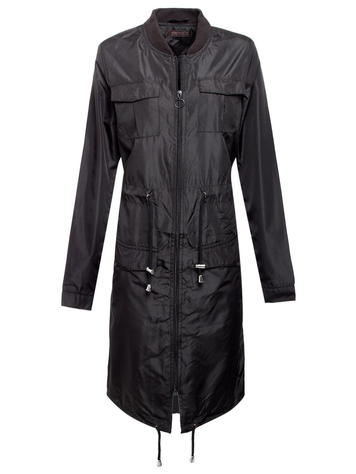 Womens Hooded Rain Jacket