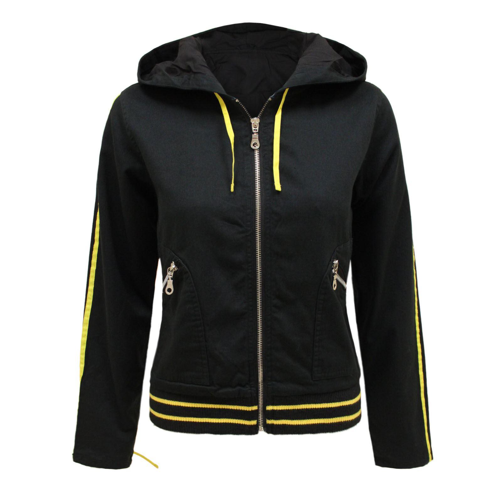Womens zip up jackets