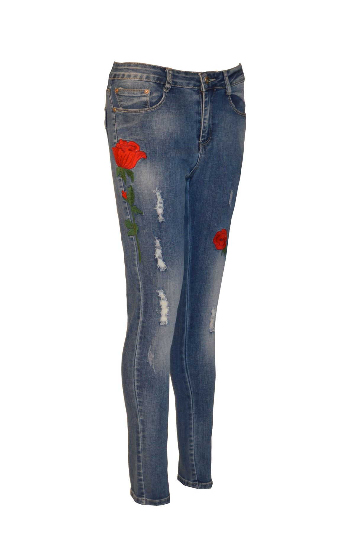 New 21 New Embroidered Pants Womens U2013 Playzoa.com