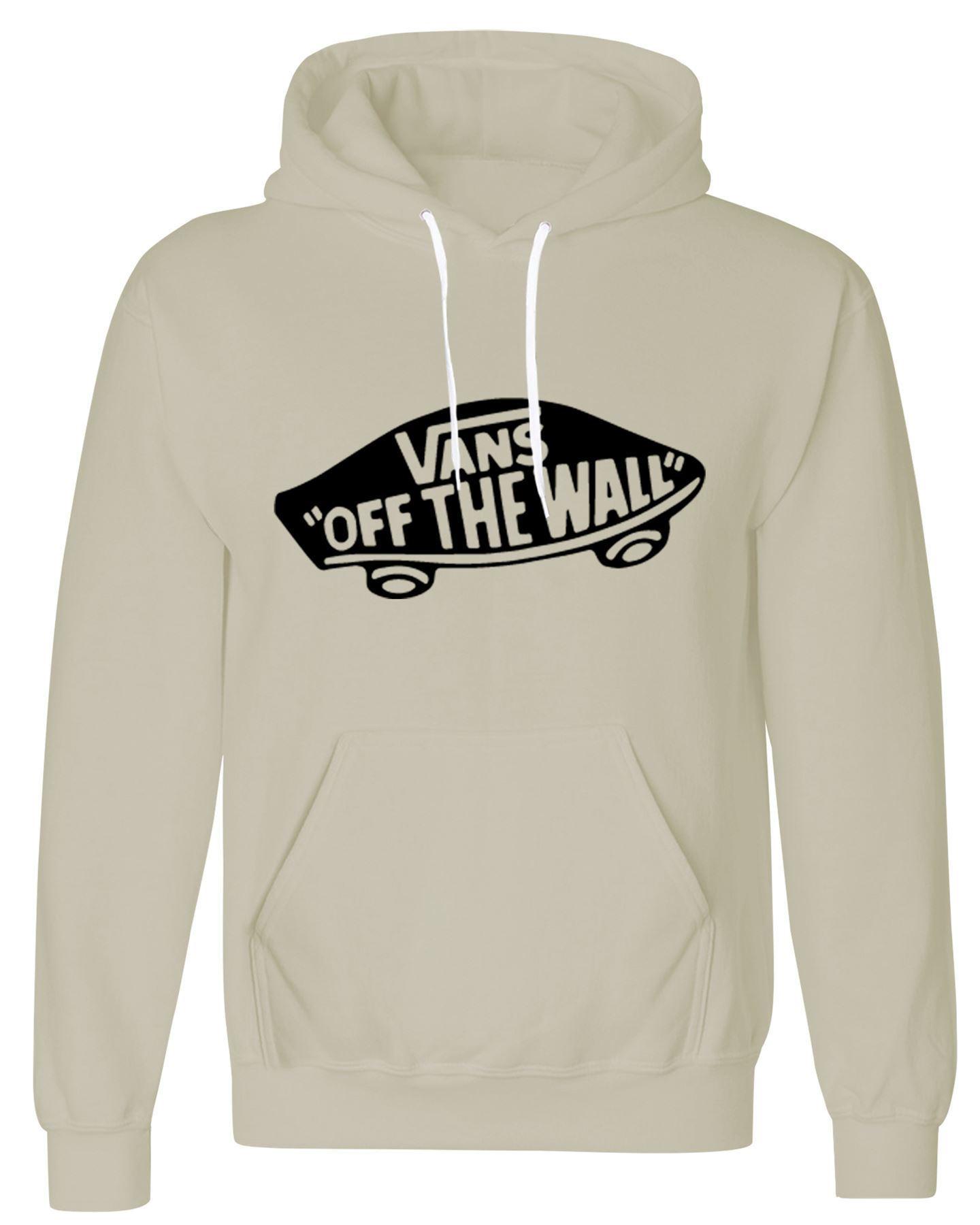 vans off the wall hoodie men