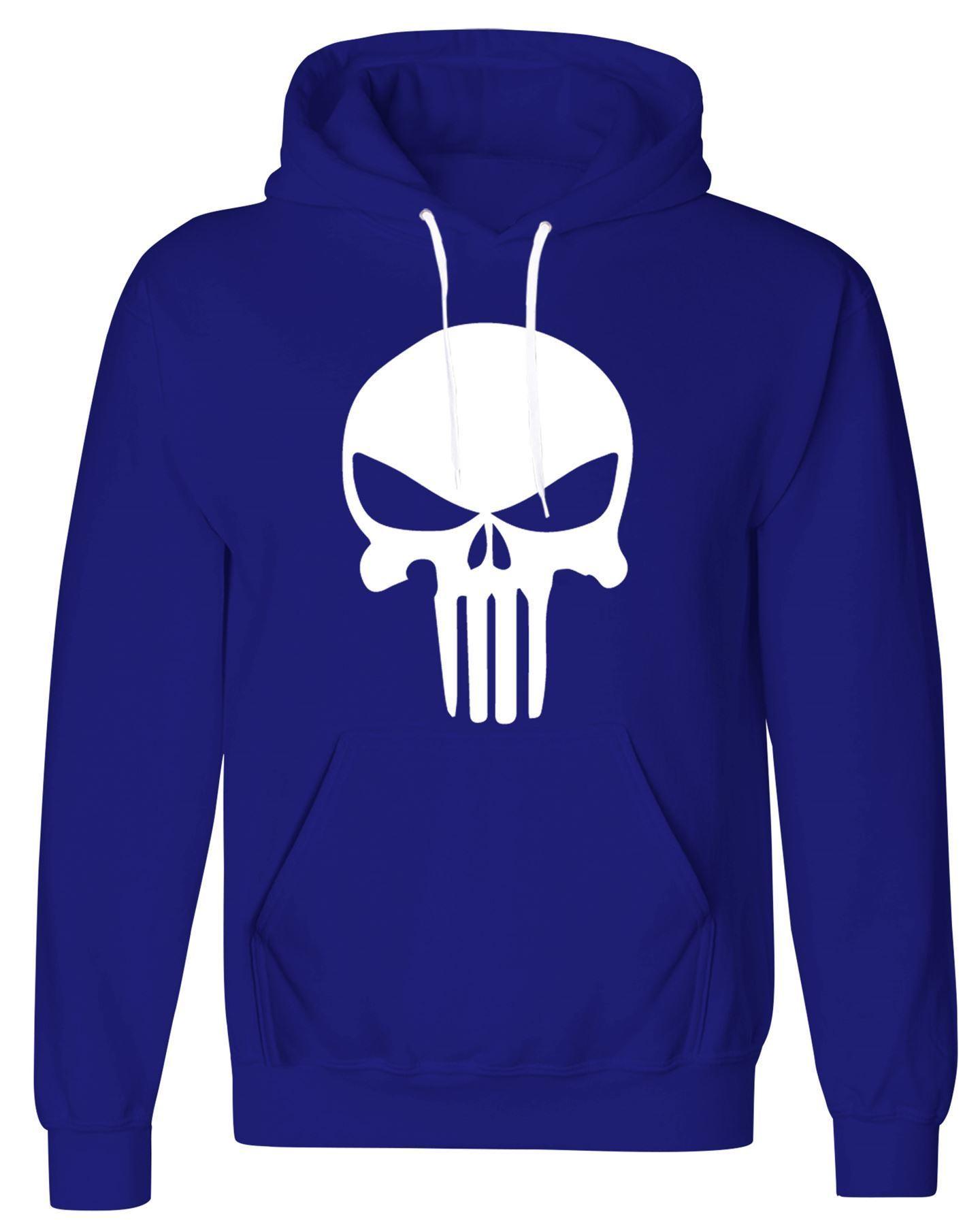 Mens skull hoodies