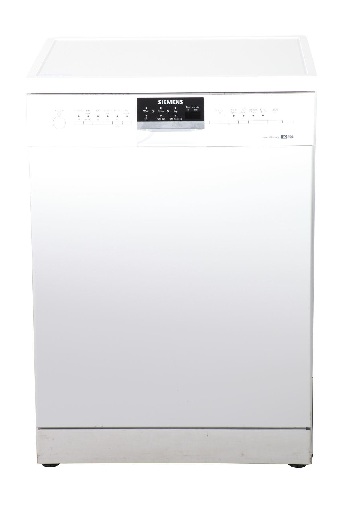 preloved siemens iq 300 dishwasher sn26m253gb white for sale in bromsgrove worcestershire. Black Bedroom Furniture Sets. Home Design Ideas