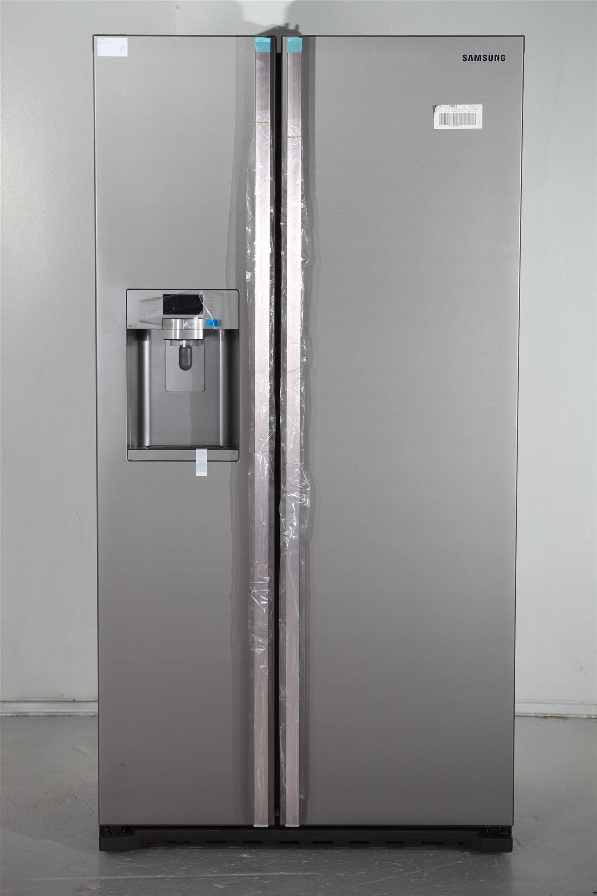 preloved samsung american fridge freezer water. Black Bedroom Furniture Sets. Home Design Ideas