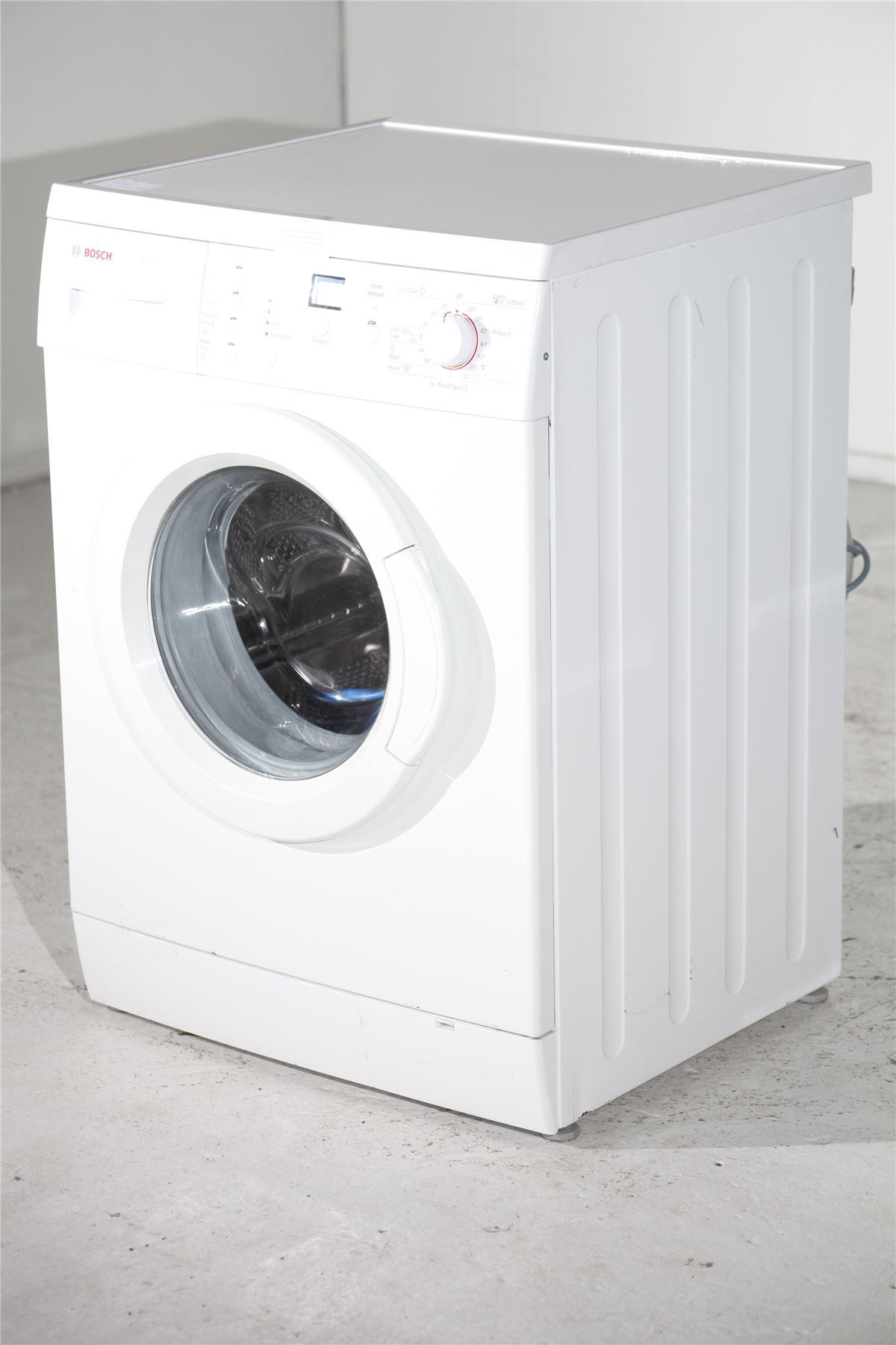 Preloved | bosch 7kg washing machine - wae24465gb - white ...