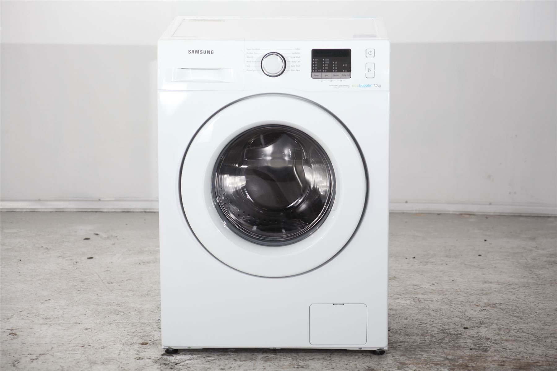 washing machine sale second