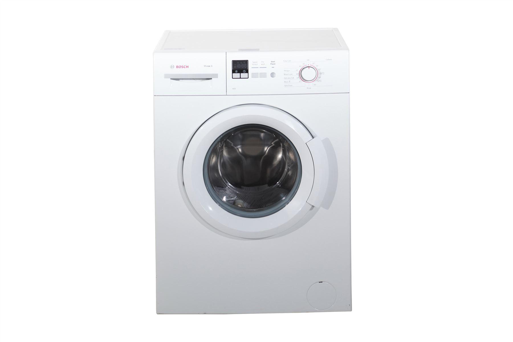 preloved bosch 6kg washing machine maxx 6 1400rpm. Black Bedroom Furniture Sets. Home Design Ideas