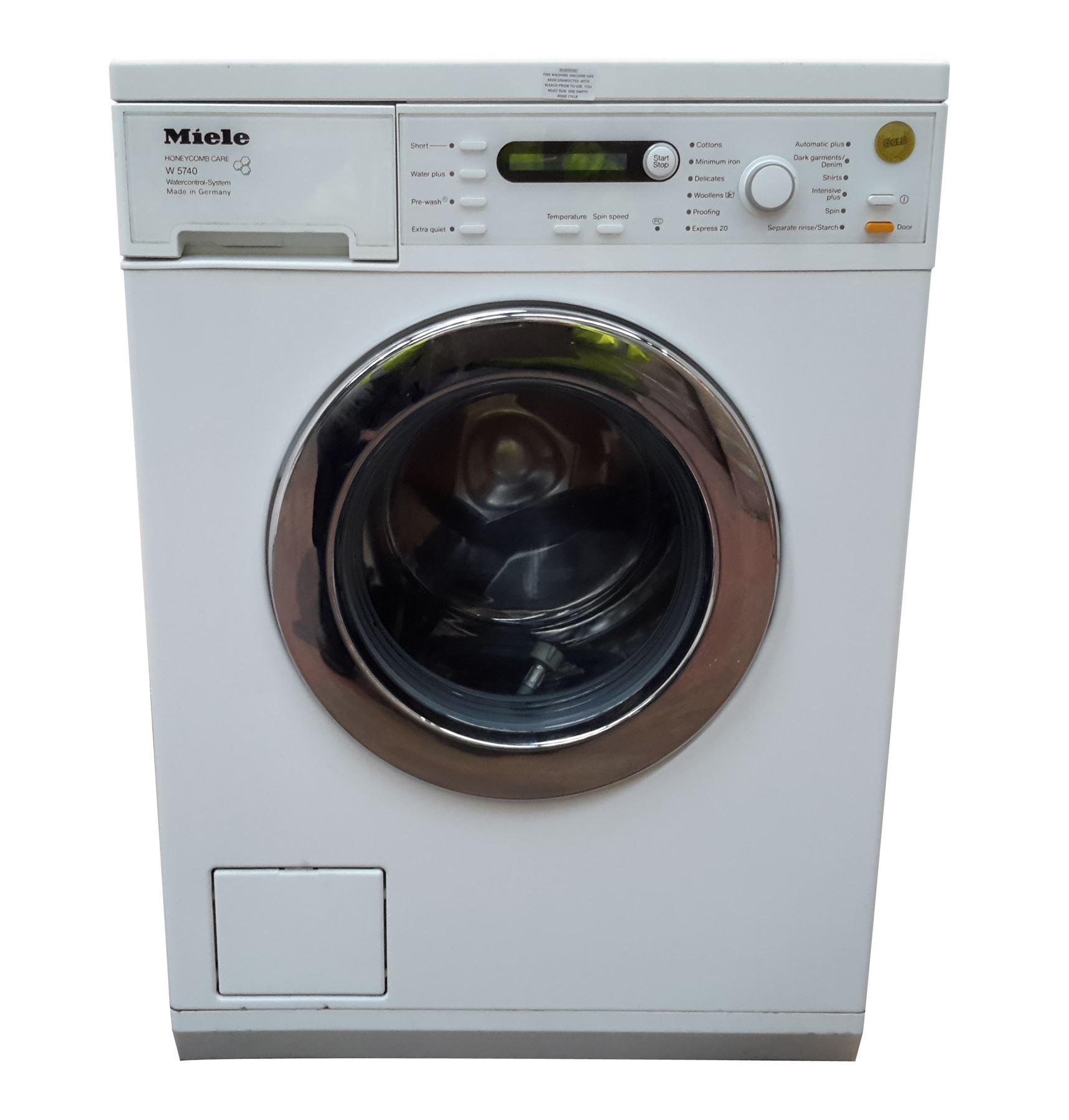 miele w5740 freestanding 7kg capacity washing machine. Black Bedroom Furniture Sets. Home Design Ideas