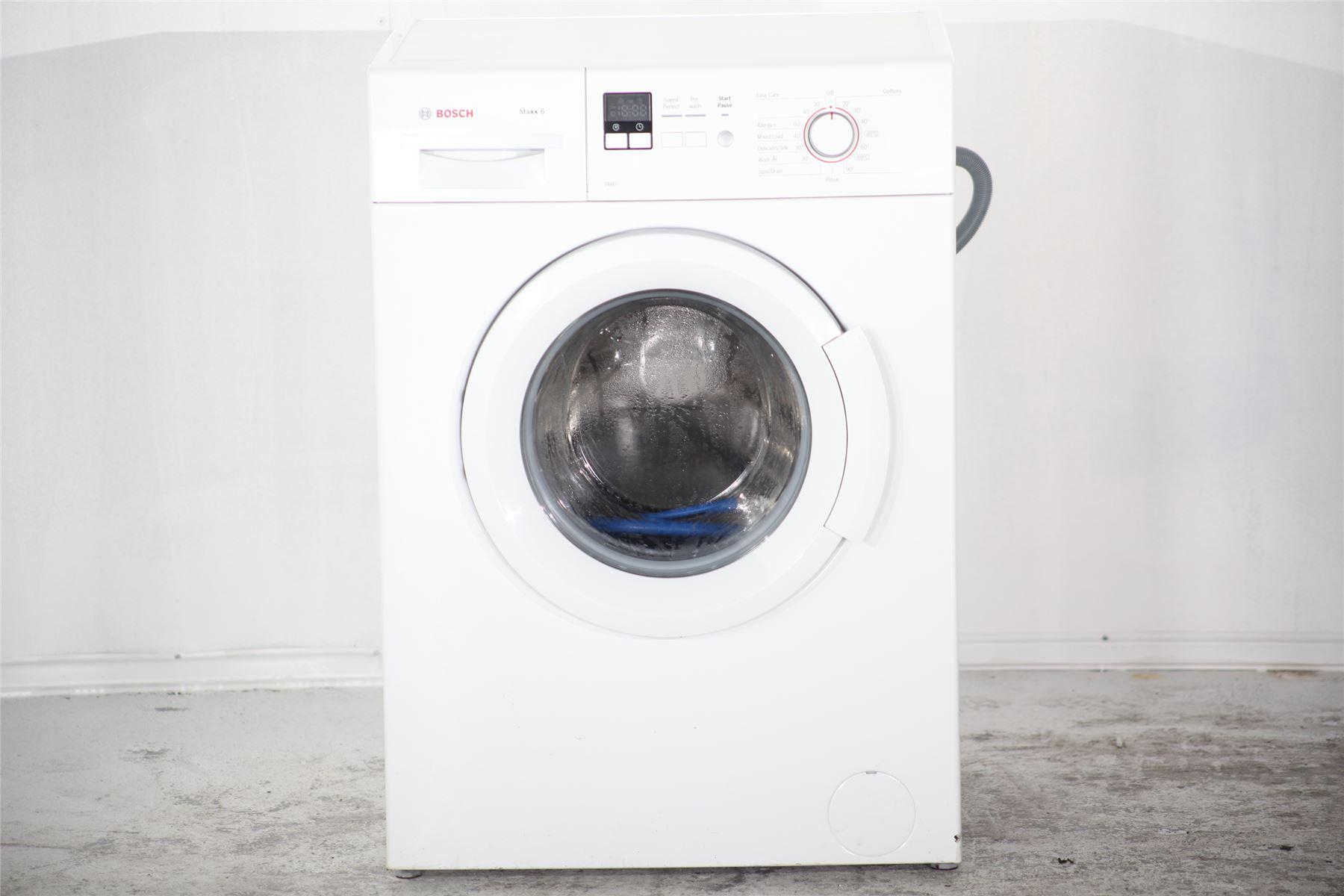 537661 bosch maxx 6kg washing machine wab28161gb. Black Bedroom Furniture Sets. Home Design Ideas