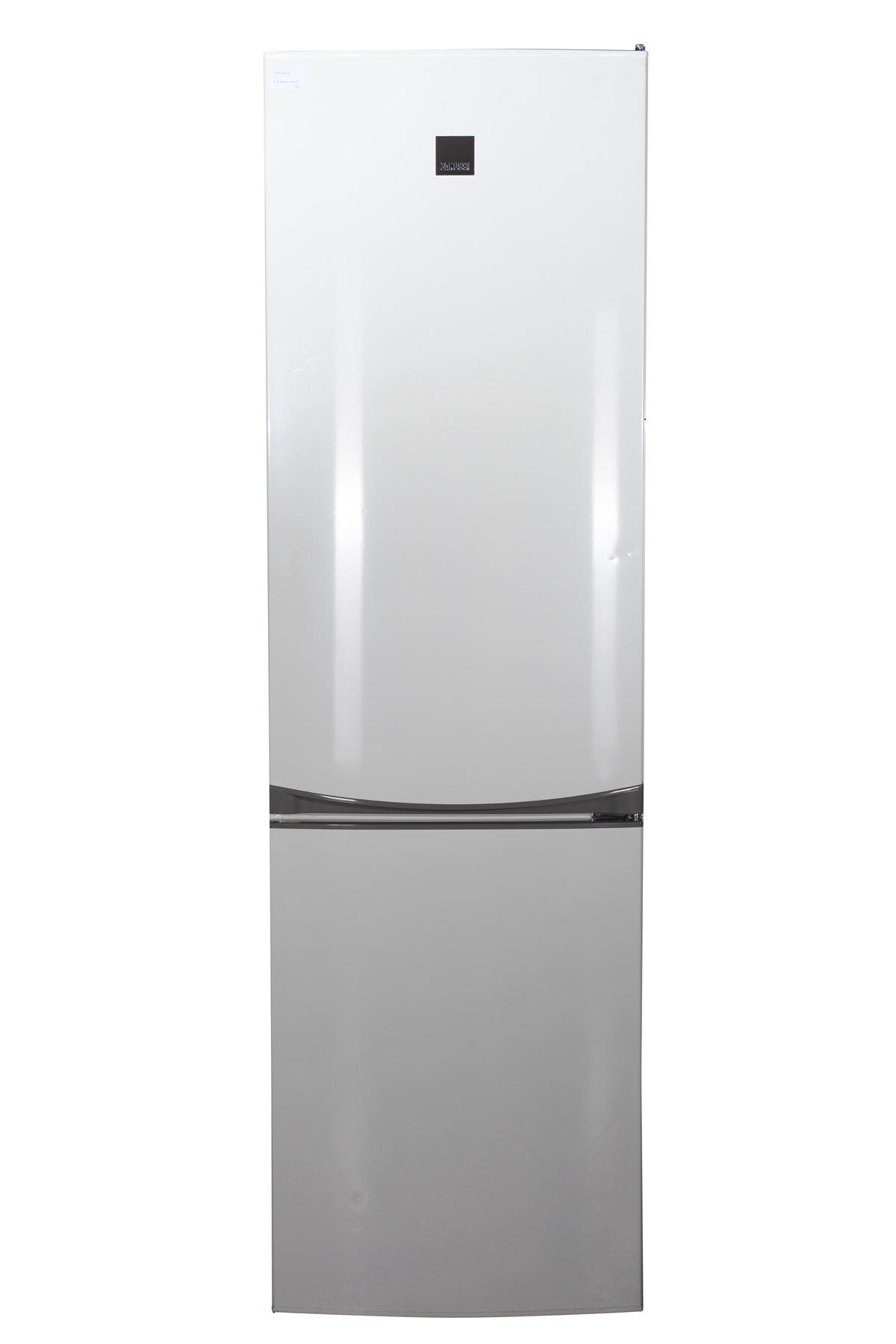 Preloved Zanussi Fridge Freezer Zrb38214wa White For