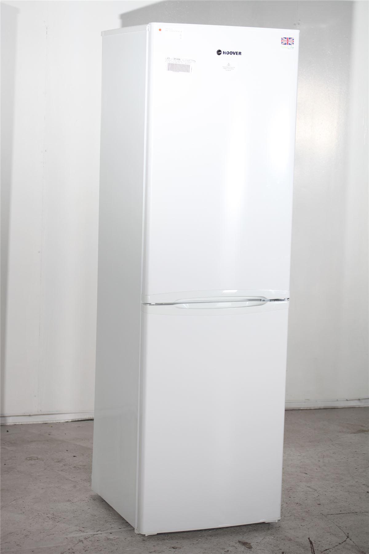 preloved hoover fridge freezer hvbf5172wk white for. Black Bedroom Furniture Sets. Home Design Ideas