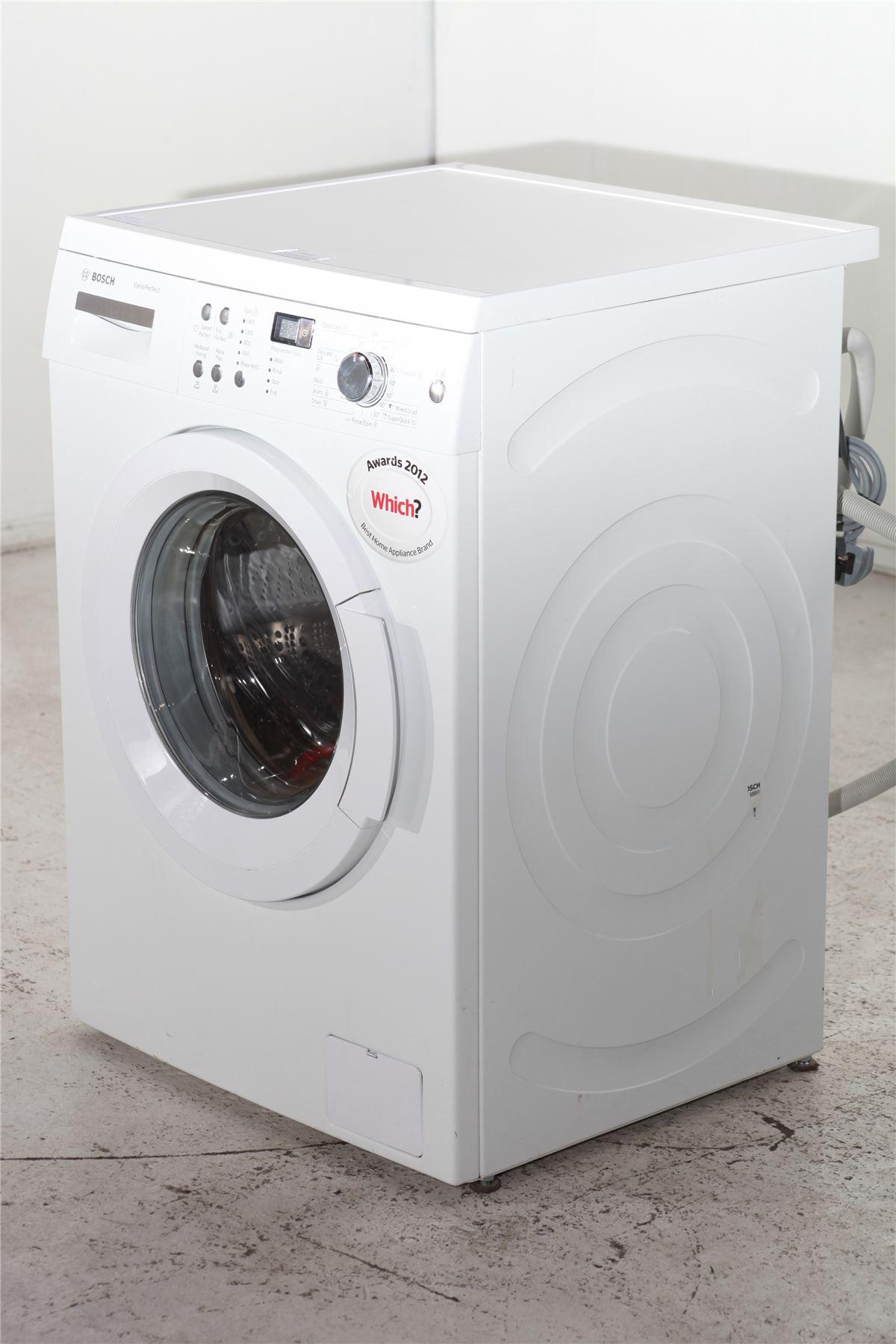 preloved bosch 8kg vario perfect washing machine. Black Bedroom Furniture Sets. Home Design Ideas