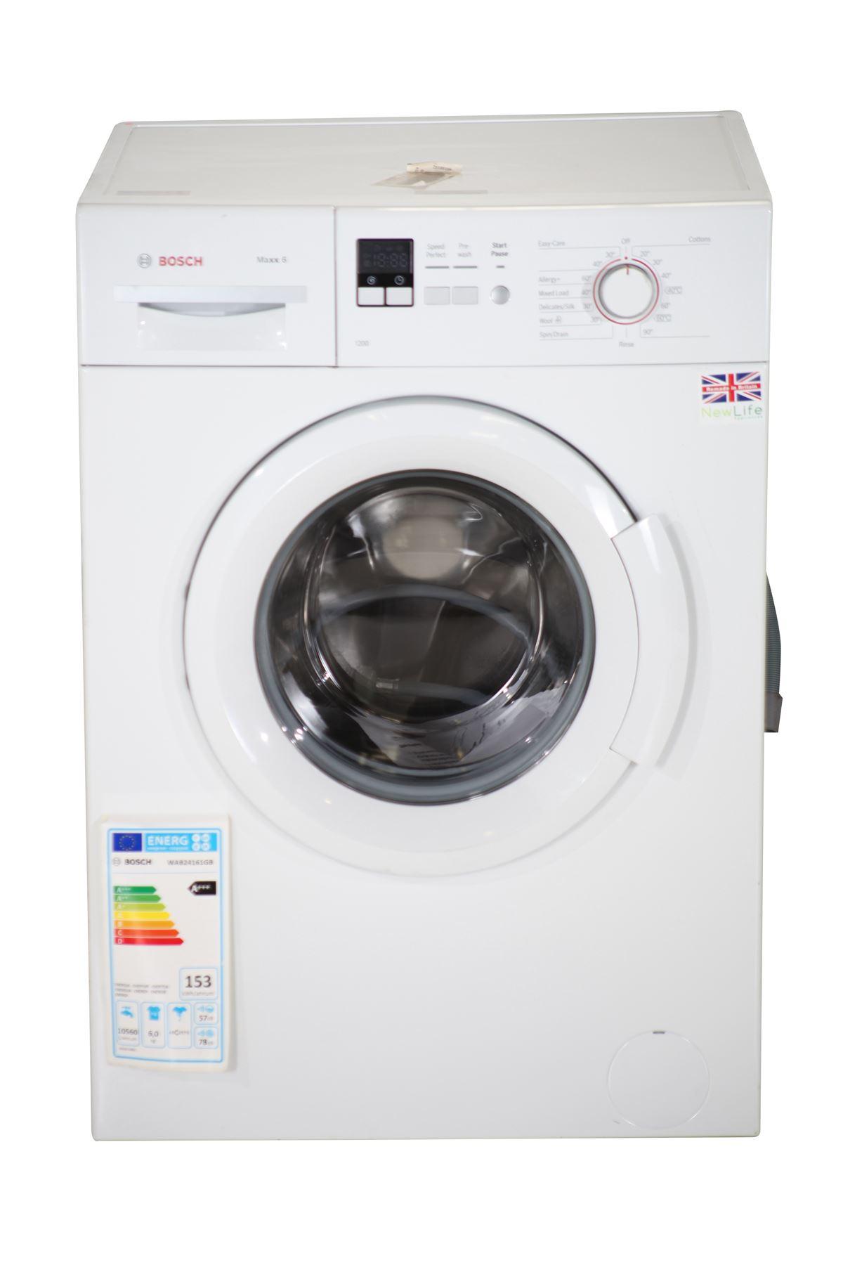 k 564191 bosch maxx 6kg 1200rpm washing machine. Black Bedroom Furniture Sets. Home Design Ideas