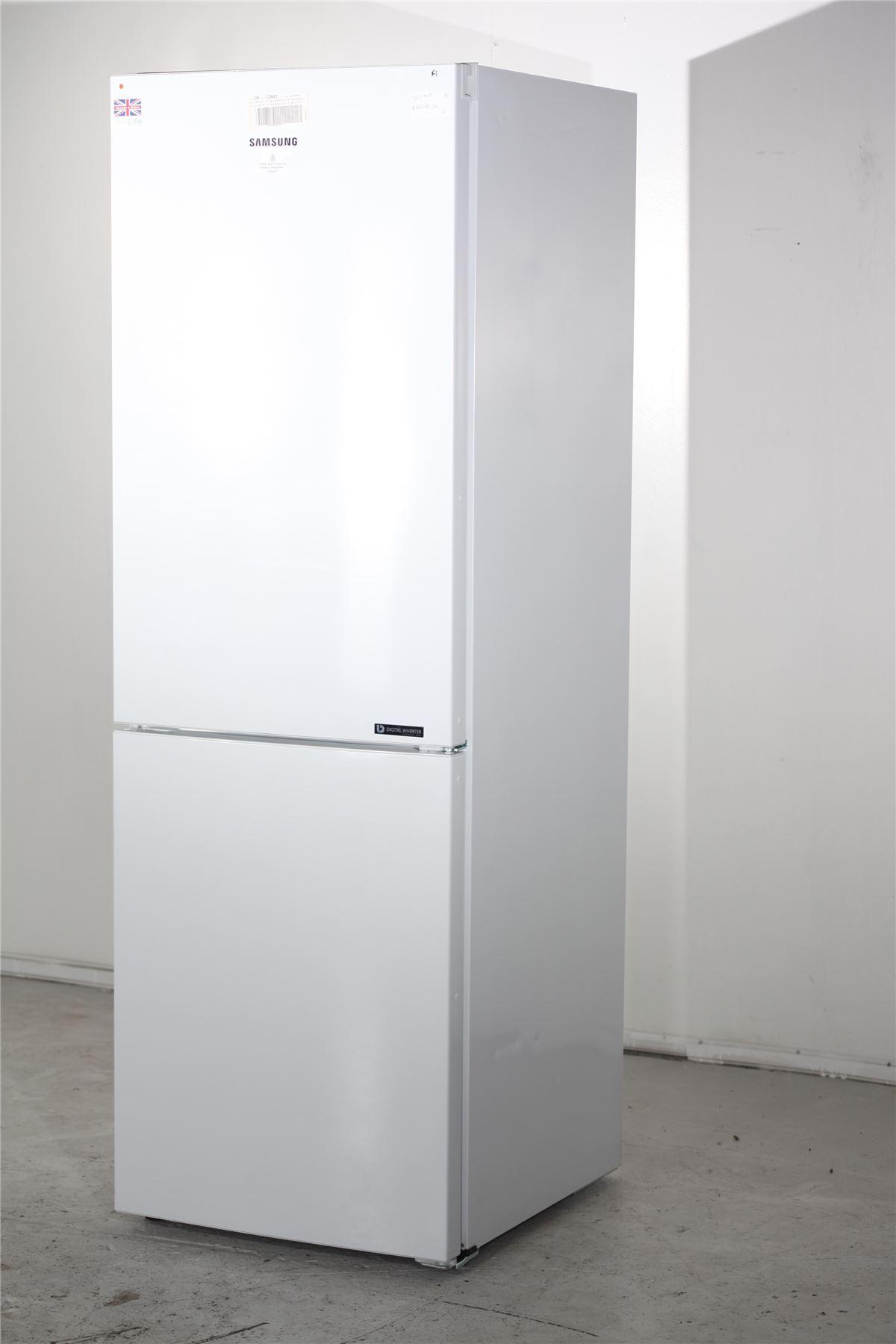 preloved samsung fridge freezer rb29fsjn white for. Black Bedroom Furniture Sets. Home Design Ideas