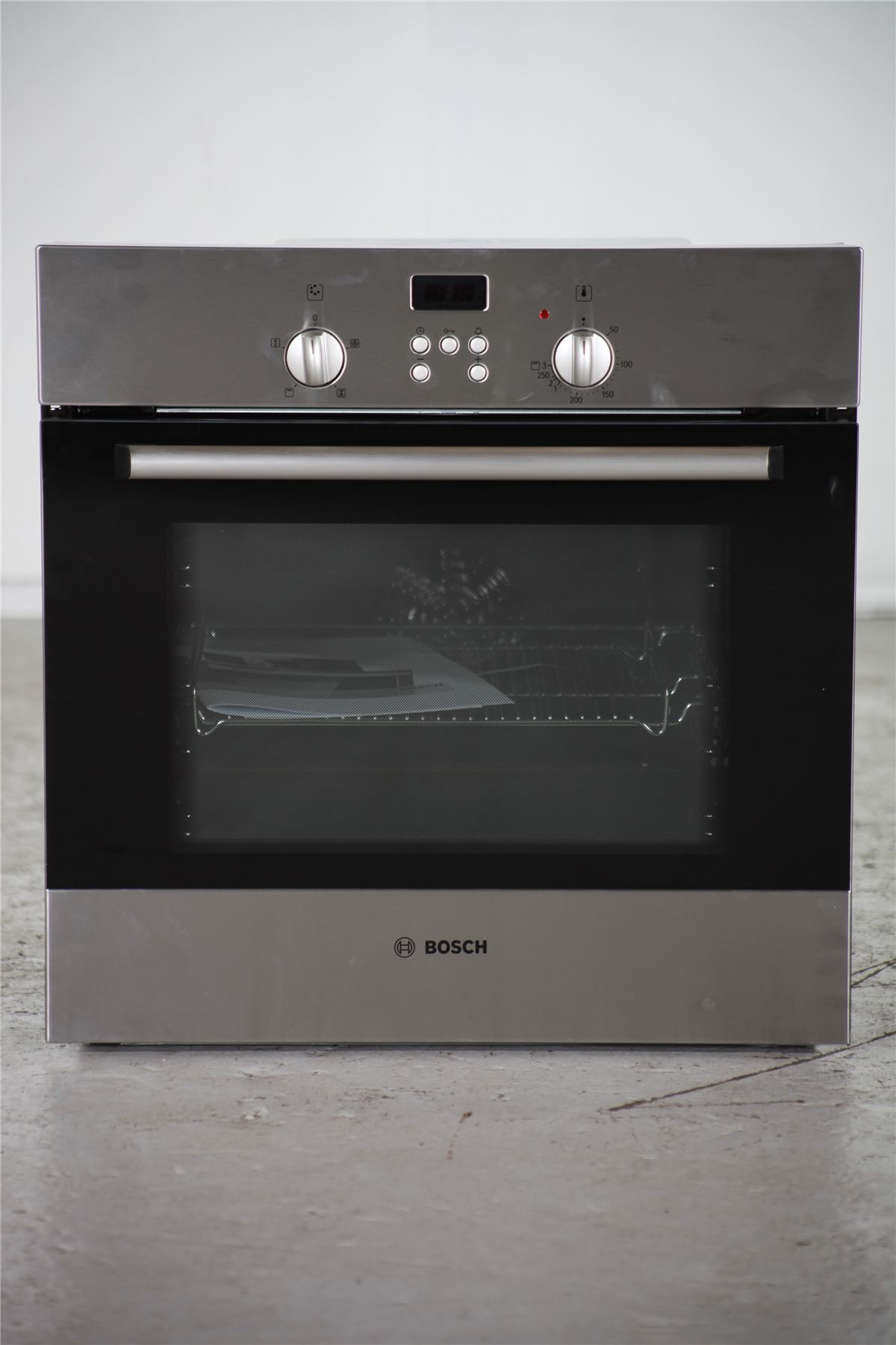 User manual Bosch MBS533BS0B Oven