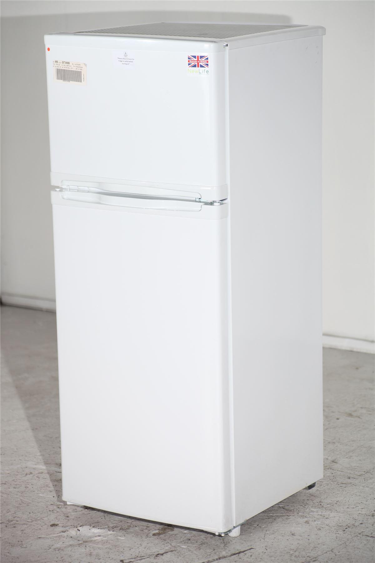 preloved currys essentials fridge freezer c50tw12. Black Bedroom Furniture Sets. Home Design Ideas