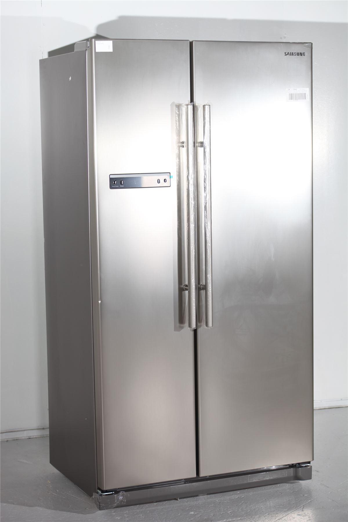 preloved samsung american fridge freezer rsa1shpn. Black Bedroom Furniture Sets. Home Design Ideas