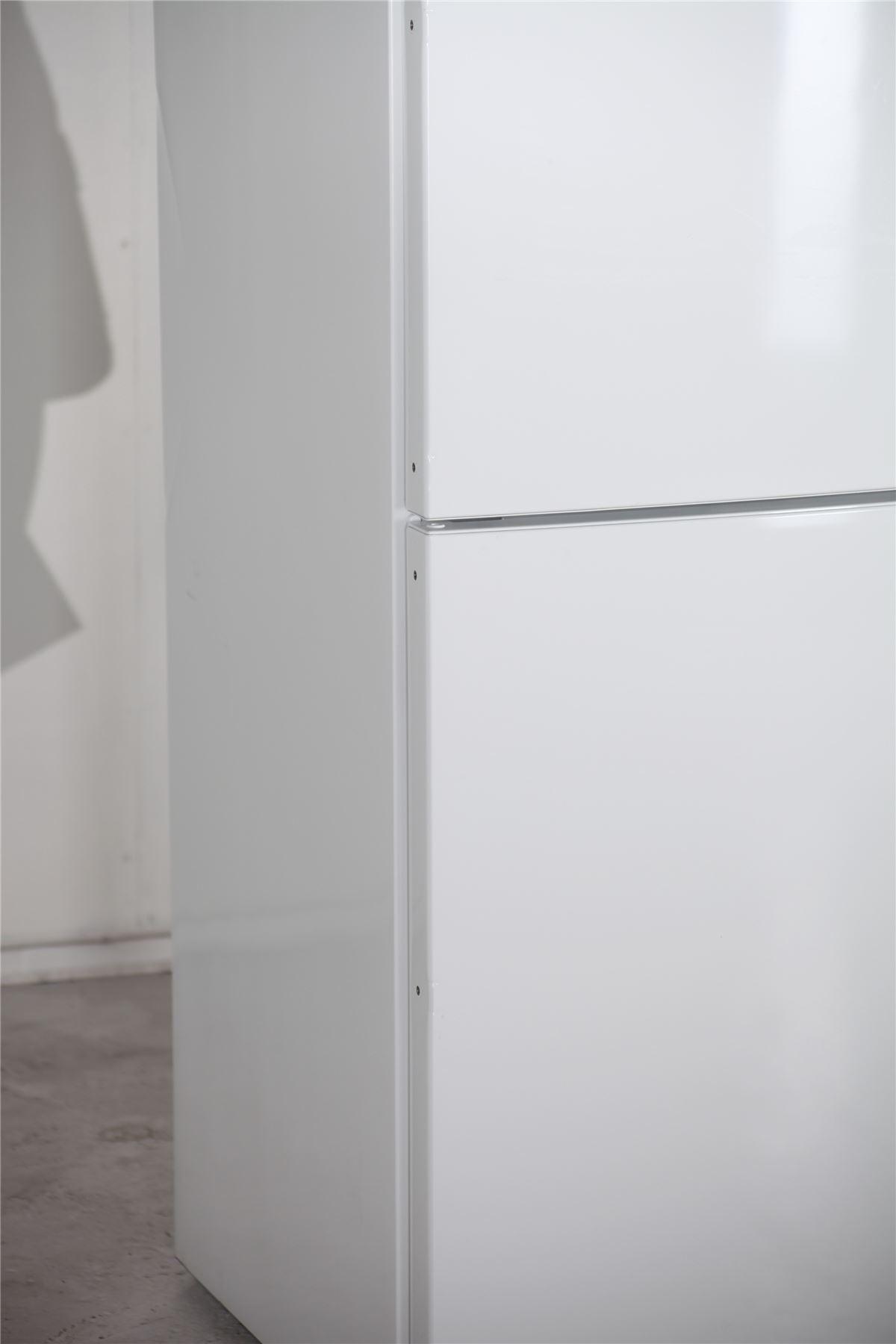 preloved samsung fridge freezer rb29fwjndsa white. Black Bedroom Furniture Sets. Home Design Ideas