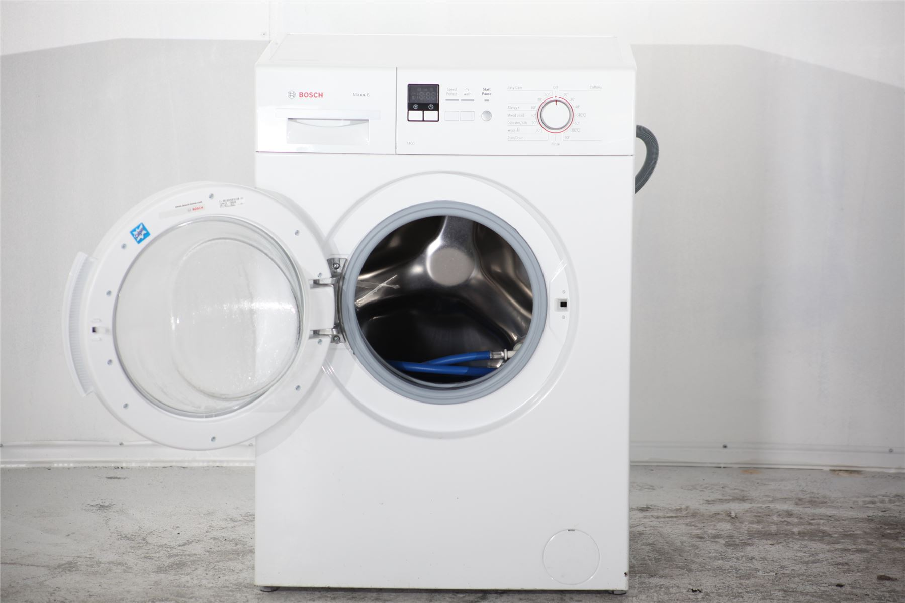 537661  bosch maxx 6kg washing machine wab28161gb white ebay bosch maxx 6 owners manual bosch maxx 6 varioperfect user manual