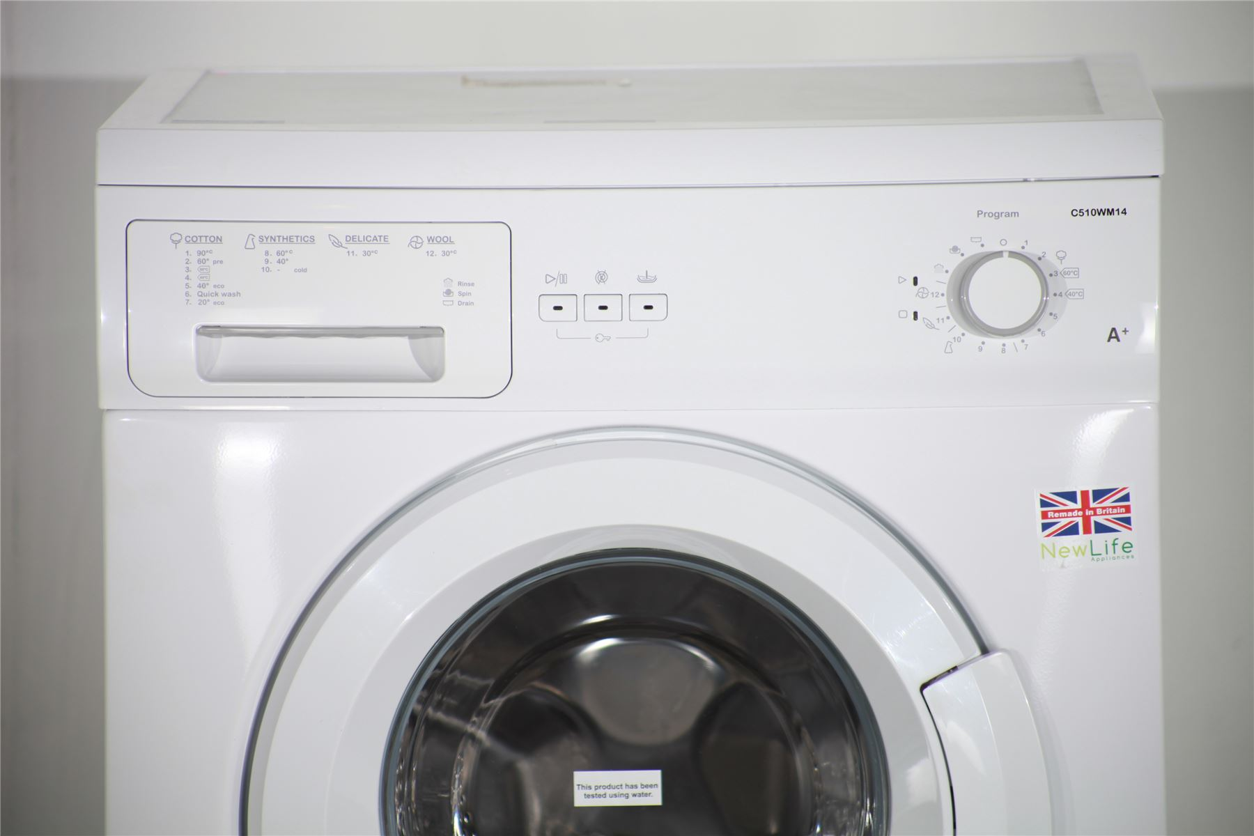 ... 5kg washing machine - c510wm14 - white for sale in Mile End, London