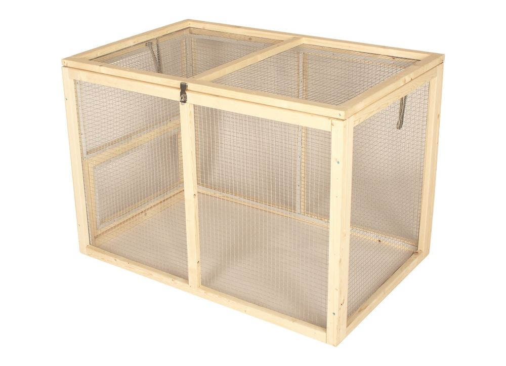how to build a wooden guinea pig hutch